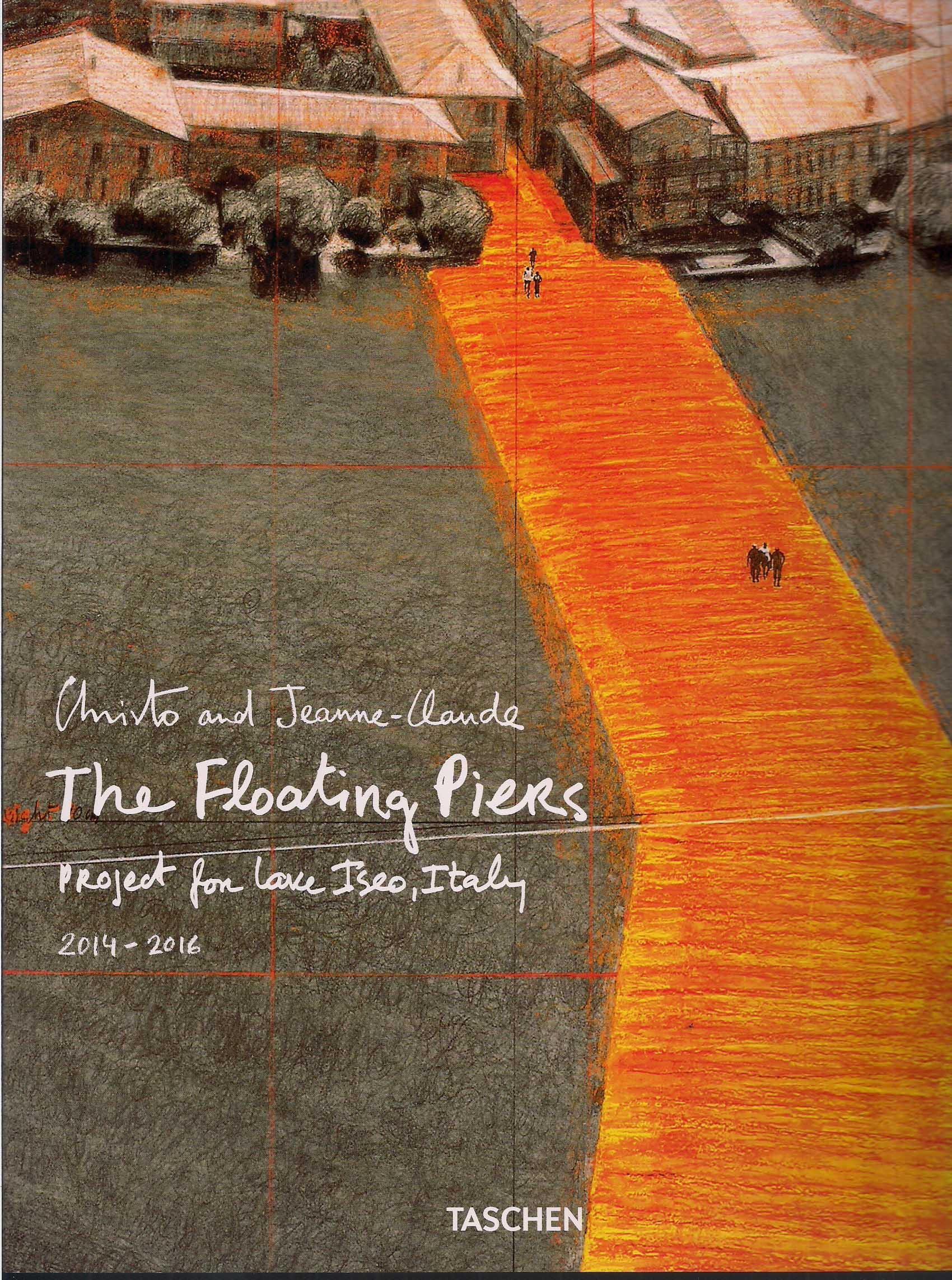 floating piers lake iseo